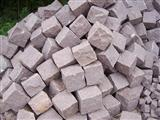 Magadi Pink Granite Cobble Stone