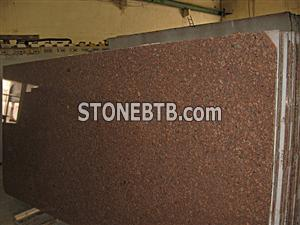 Copper Silk Granite Slabs Tiles