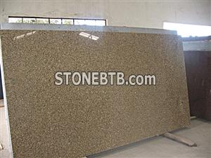 Crystal Yellow Granite Slabs & Tiles