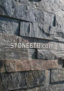 Deoli Green Quartzite Slate Ledge Stone