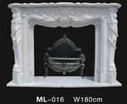 sell good marble fireplace