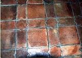 Handmade Clay Floor Tile -  Veracruz Floor Tile