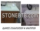 Engineered Quartz Stone Counter tops at buyquartzcountertop.com