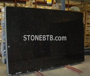 Black Galaxy Black Granite