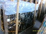 Black&Gold Marble Slab / Tile
