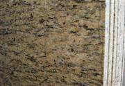 Santa Cecilia Granite Slab, Tile, Yellow Granite