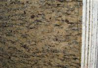 Santa Cecilia Granite Slab Tile Yellow Granite