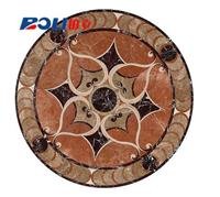 Marble Water Jet Mosaic / Floor Decorative (BLM-02)