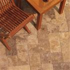 Antique Bronze Travertine Tumbled