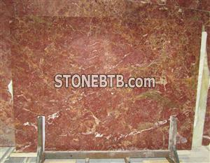 Red Imperial Marble