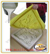 RTV 2 Silicone for Decorative concrete wall stone