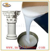 Liquid silicone rubber for building stone