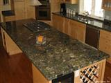 Green Marinace Granite Countertop