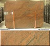 Multicolor Red Slabs