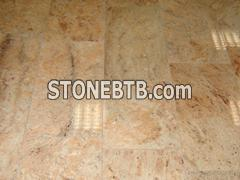 Granite Shiva Gold Dark