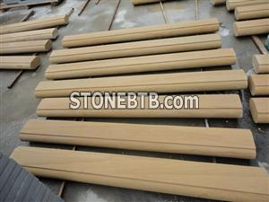 Sandstone Balustrade, Railings