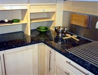 Blue Pearl Countertop, Kitchen Top