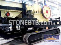 Mobile crusher/Crusher Plant For Sale/Crawler Mobile Crusher