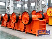 Gypsum Jaw Crusher/Jaw crusher/Crawler Mobile Jaw Crusher