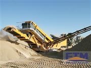 Mobile crusher/Crusher Plant Screen/Crawler Mobile Screen Station