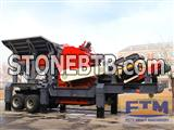 Mobile crusher/Crushing And Screening Equipment/Mobile Impact Crusher