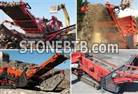 120 Tph Stone Crusher Plant/Mobile crusher/Hot Selling Mobile Crusher