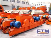 Smooth Double Roll Crusher/Roller crusher/2 Roll Crusher Mill