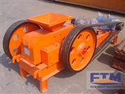 Crushing By Roll Crusher/Double Geared Roller Crusher/Roller crusher