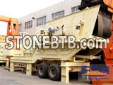 Crushing Plant Equipment/Biggest Portable Crusher/Mobile crusher