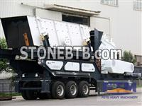 Mobile Crushers/Mobile crusher/Crusher Plant 100tph Price