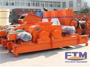 Stone Roller Crusher/Small Roll Crusher For Sale/Roller crusher