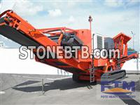 Mobile crusher/Biggest Portable Crusher/Mobile Aggregate Plant