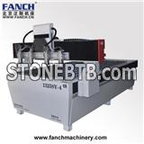 Multi Heads Relief Engraving CNC Router for Wood