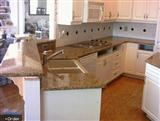 Granite countertops, islands, vanities
