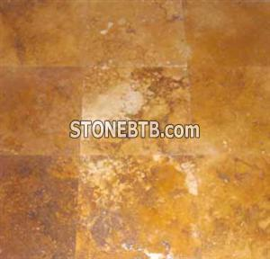ANTIQUE GOLDEN TRAVERTINE