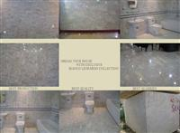 Bianco Leopardo marble slabs, tiles, blocks
