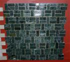 India Green Mable Mosaic, Stone Mosaic Tile