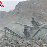 50-500TPH Capacity Stone Crusher Plants