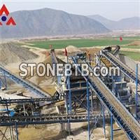 Advanced Design Stone Crushing Plant