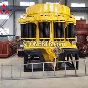 Spring Cone Crusher Be Used In Stone Production Line From Manufacturer
