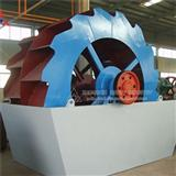 Best Selling From China Efficient Wheel Sand Washing Machine