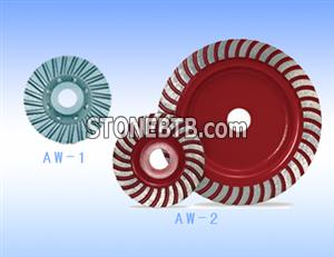 Continuous Rim Cup Wheels