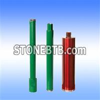 Diamond industrial deep hole core bits