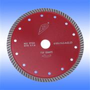 Sintered  diamond blade