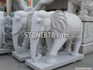 Animal Stone Carving
