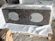Tan Brown Granite Vanities,Bath Tops