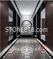 Messi Grey Marble Tile Tile Marble Cheap Ceramic Wall Tile