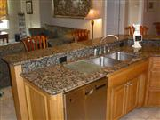 Baltic Brown Kitchen Countertops