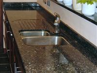 Blue Pearl Granite Worktops