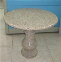 Granite Top w/ Stone Base